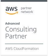 AWS CloudFormation Badge