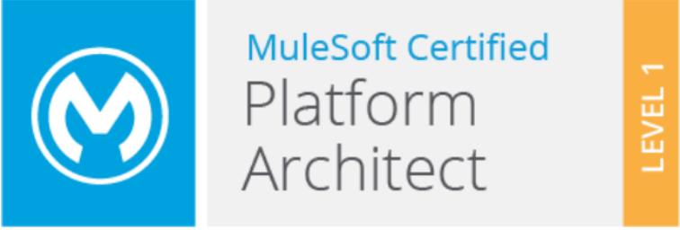 MuleSoft Certified  Architect